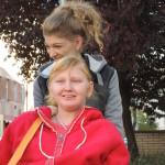 Akord_Pavlinka s asistentkou na voziku